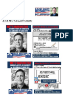Back Matt Sample Ballot