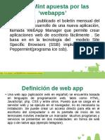 Linux Mit Webapp