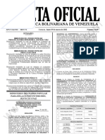 Gaceta Oficial N°42.097