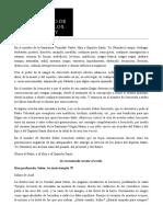 ROMPIMIENTO DE PACTOS, SELLOS, CADENAS Y MALEFICIOS
