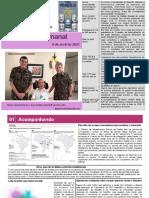 Boletim de Conjuntura Semanal 034 - José Sérgio Gabrielli