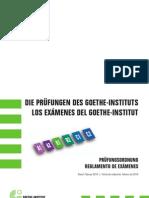 Examens Del Goethe