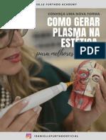 E-BOOK Como gerar plasma na estética