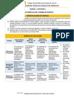P1 CESN - Actividad 4 Características Del Turismo de Eventos