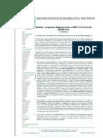 Analisis AIDESEP sobre RPP3 Perú 21.2