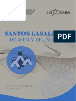 Santoral Lasallista 2021