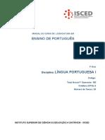 Modulo de Lingua Portuguesa I Editado (1)