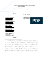 GW MuslimAdvocates Facebook Complaint FILED 4-8-21 With Addresses REDACTED