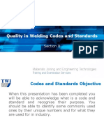 08 WIS5 Quality in Welding Codes and Standards