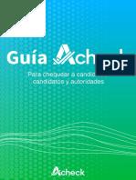 Guía-Acheck