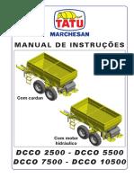 VAGAO TATU  - DCCO-2500 a 10500-Rev05_0616