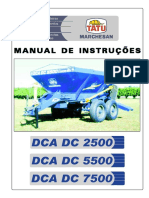 VAGAO TATU DCA-DC- 2500 - 5500 - 7500 - Rev01_0503