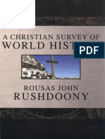 A Christian Survey of World History