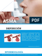 ASMA rotación Neumología