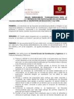 7.- LINEAMIENTOS DE TELESECUNDARIAS 09 - 10