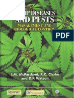 Robert Clarke - Hemp Diseases and Pests Management and Biological Control