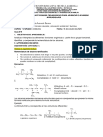Guía N°8 Undecimo química