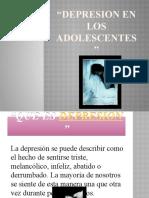 Depre de Adolescentes
