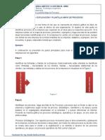 Anexo 3 - Explicación y Plantilla Mapa de Procesos