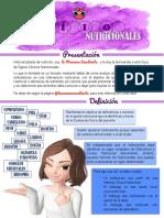 Signos Clínicos Nutricionales por laManzanaEncubierta