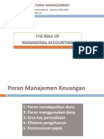 Tugas Pak Kamil The Role Of Managerial Accounting PPT - 1