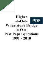 2.4 Wheatstone 91-10