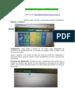 Submissão de Projetos de Pesquisa na Plataforma Brasil (1)