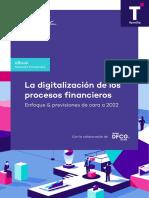 Talentia eBook - Digitalizacion de los procesos financieros
