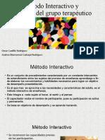 Método-Interactivo y estructura de gpo.
