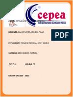 Atencion Integral de Salud Deily Cepea