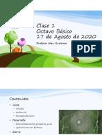 8° Clase 1 Mate 20200817