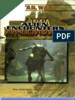 WEG40166 - Star Wars - Alien Encounters