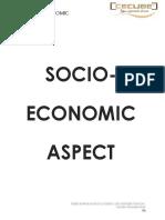 Feasibility Study - Socio-Economic Aspect