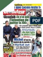 LE BUTEUR PDF du 08/03/2011