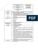 10. Resume SOP Nafas Dalam dan Batuk Efektif