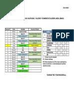 Cronograma de Actividades Bma03 2020-2 Modificado