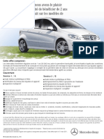 2011 March B-Class Mintenance Offer - FR