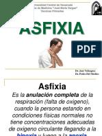Clase #14 - Asfixia