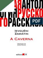 A caverna (1920) - Ievgueni Zamiatin