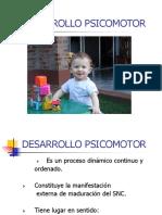 Desarrollo Psicomotor 1