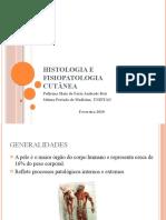 AULA 1- Anatomia e Fisioligia Cutanea