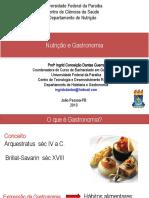 GASTRONOMIA PARA NUTRICIONISTAS