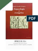 20848011 Arqueologia y Evangelios Joaquin Gonzalez Echegara