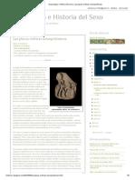 Arqueología e Historia del Sexo_ Las placas eróticas mesopotámicas