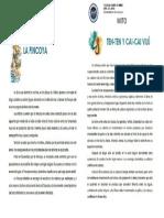 Guía Online 1- Pincoya y tenten (texto)