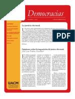 Democracias Octubre 2010
