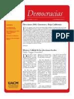 Democracias febrero 2011