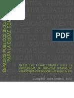 Espacios públicos para la ciudad de Medellín