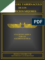 """Sombras Del Tabernáculo de Los """"Sacrificios Mejores"""""""