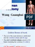 001human Anatomy-chapter 02the Bone of Trunk-2018
